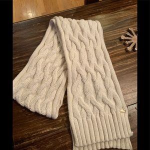 CALVIN KLEIN CABLE KNIT SCARF!😍🎉